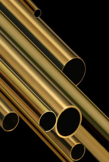 Admiralty Brass Pipes
