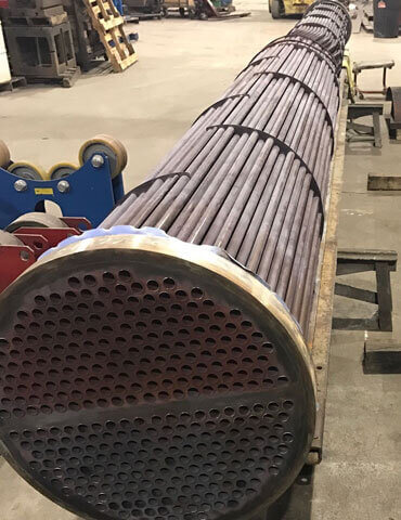 Heat Exchanger / Condenser Tubes