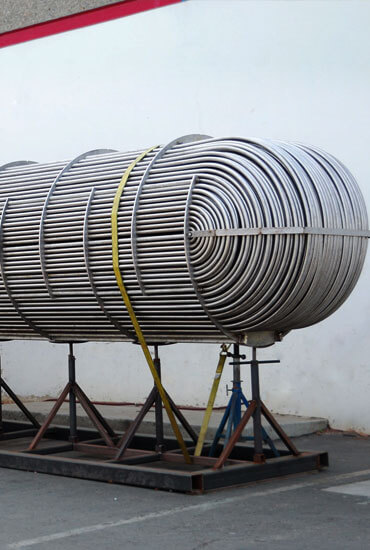 Stainless Steel 347/347H Condenser Tubes