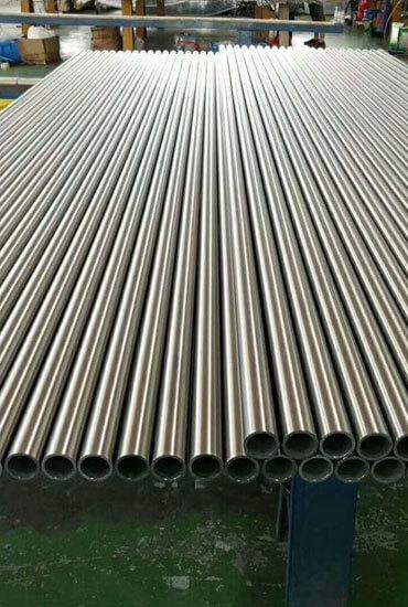 Titanium Seamless Tubes, Titanium Alloy Welded Tubes, Ti
