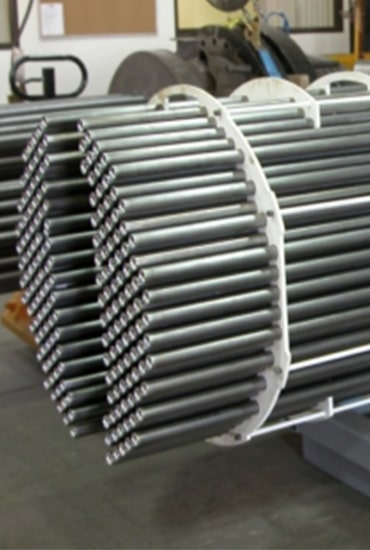 Zirconium R60702 Heat Exchanger/Condenser Tubes